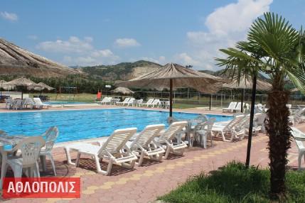 Πισίνα Club ΑΘΛΟΠΟΛΙΣ