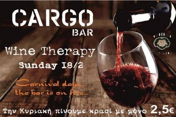 cargo wine th